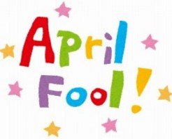 AprilFoolの英文字