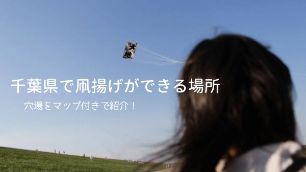 凧揚げできる場所【千葉県版】穴場をマップ付きで紹介!