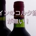 2本のワインボトル