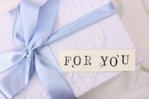 ホワイトデーのプレゼント