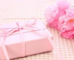 母の日の贈物