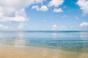 石垣島の海岸