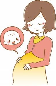 赤ちゃんを想う母