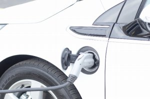 自動車の給油口